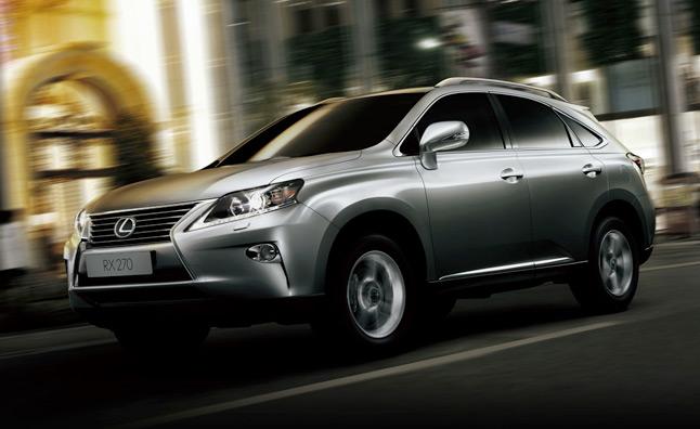 Lexus sắp có thêm 3 mẫu xe mới