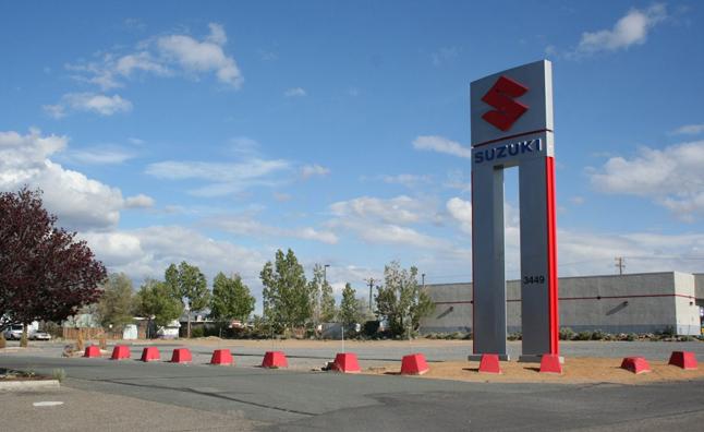 Suzuki rút khỏi thị trường Mỹ