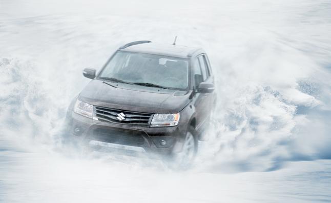 Suzuki vẫn tiếp bán hàng tại Canada