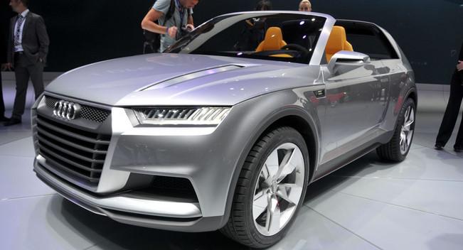 Audi sẽ có hướng thiết kế mới