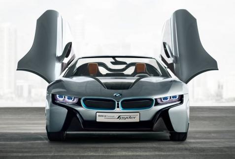 BMW bắt đầu sản xuất i-Series vào năm 2013