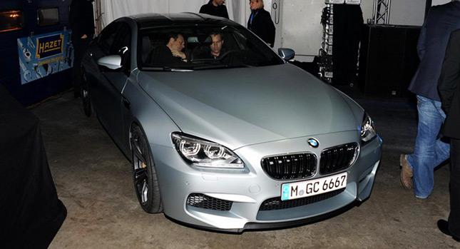 BMW M6 Gran Coupe 2013 lộ diện hoàn toàn