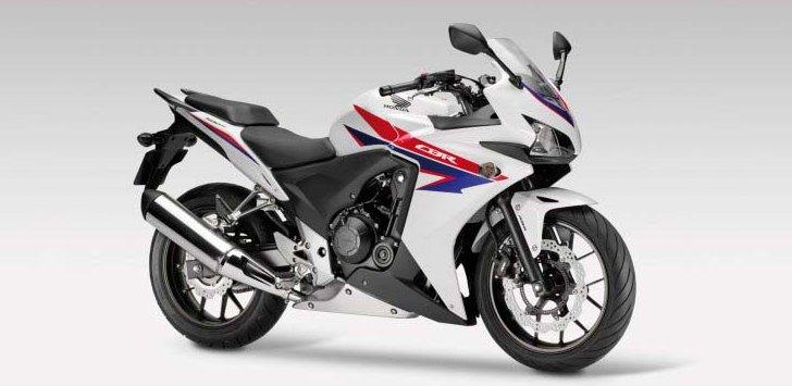 Honda CBR500 2013 lộ ảnh thực tế