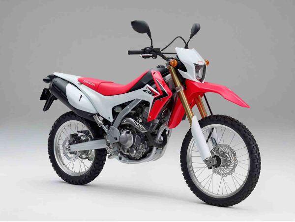 Honda XR650L 2013 sẵn sàng chinh phục mọi chân trời