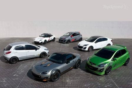 Mazda giảm 45% doanh số bán hàng tại Trung Quốc