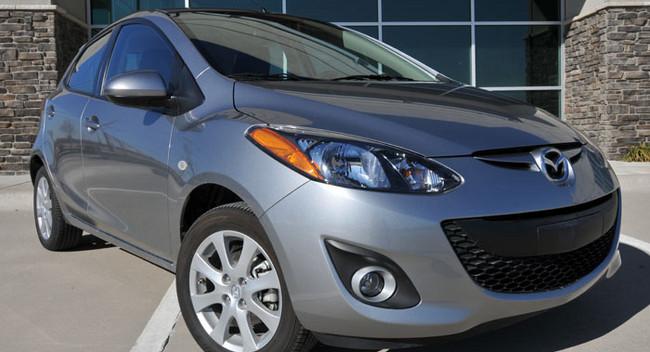 Mazda sẽ sản xuất xe cho Toyota