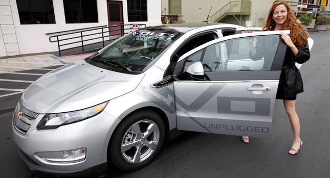 """Sẽ có 500.000 xe """"xanh"""" của GM trên đường vào năm 2017"""