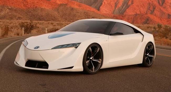 Toyota sẽ ra mắt ba chiếc xe thể thao chiến lược trong tương lai