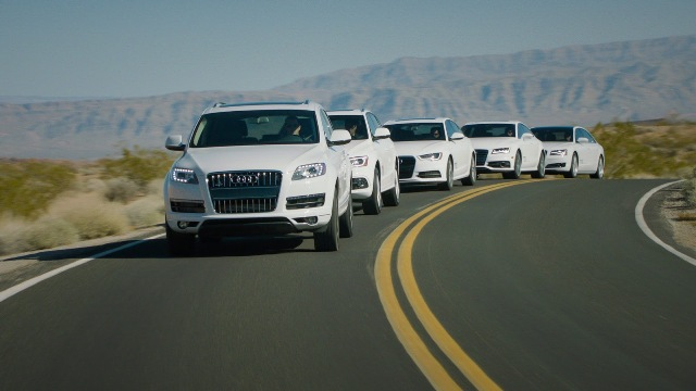 Audi mang 4 mẫu xe diesel tới LA Auto Show