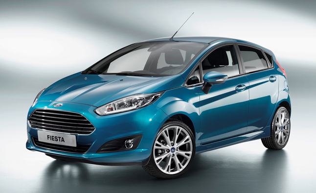 Ford Fiesta sẽ được xây dựng trên nền tảng mới