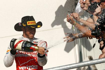 Hamilton chiến thắng tại vòng đua Grand Prix Mỹ
