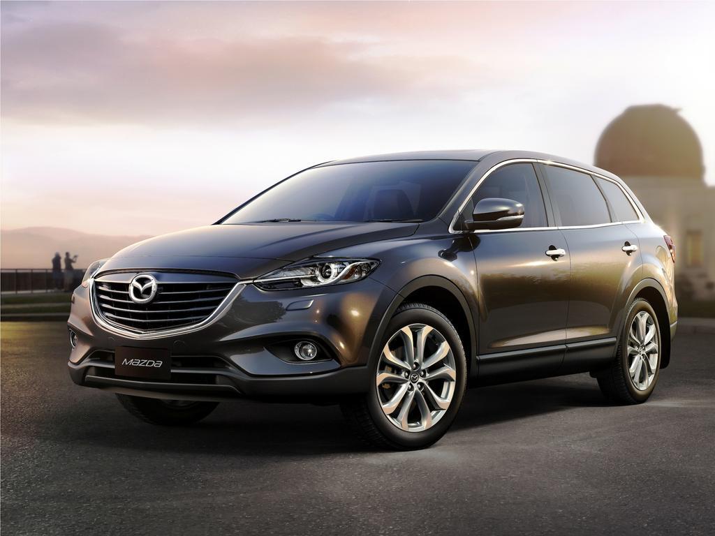 Mazda CX-9 2013 có giá 30.580 USD