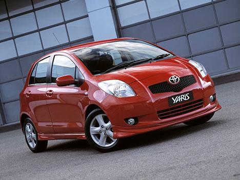 Toyota Yaris E ưu đãi giá tới 40 triệu đồng