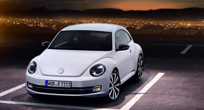 Volkswagen thu hồi 2.471 Beetle vì lỗi túi khí