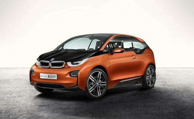 BMW tiết lộ i3 Concept