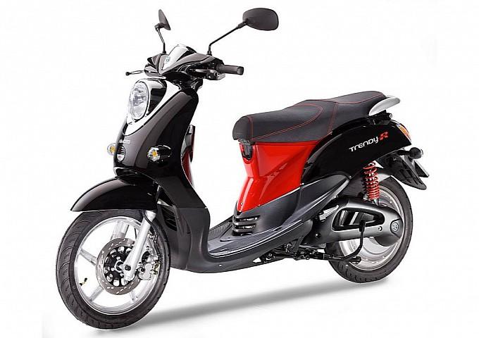 Nimoto Trendy R – xe máy điện giá rẻ
