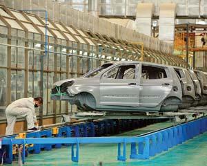 Đưa công nghiệp ô tô vào nhóm công nghệ cao