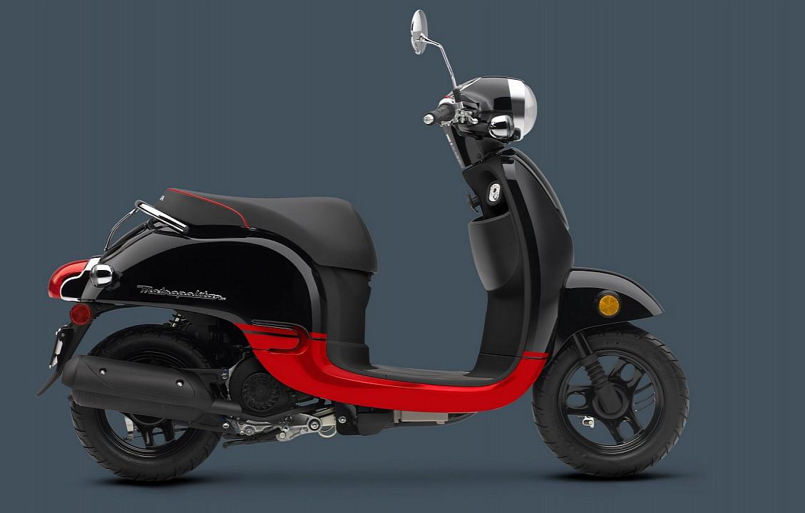 Honda Metropolitan 2013 thanh thoát và sang trọng