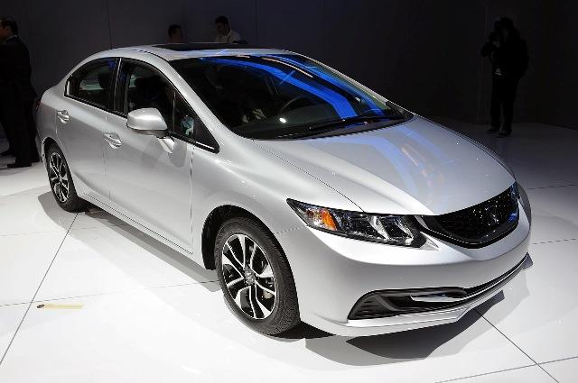 Tạp chí CR khen ngợi Honda Civic 2013