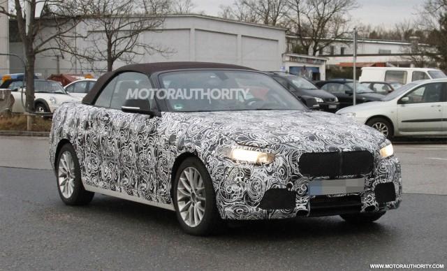 BMW 2-Series convertible trình làng vào năm 2015