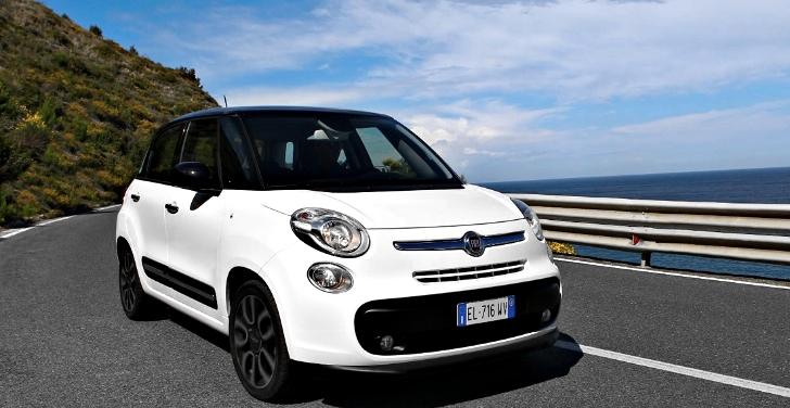 Fiat 500L sẽ có giá hơn 24.000 USD