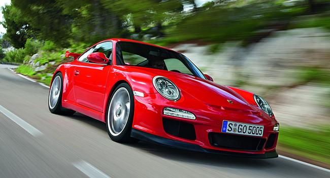 Porsche thu hồi 911 GT3 vì lỗi bánh xe