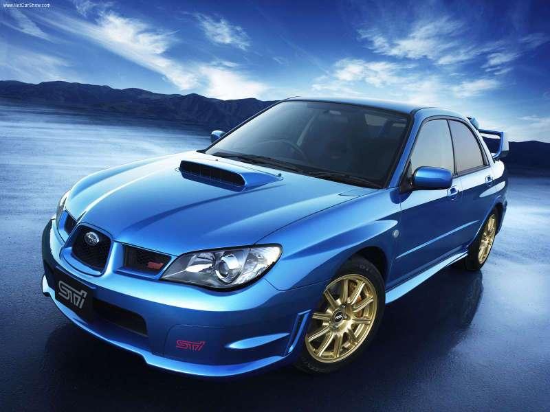 Subaru sẽ ngừng cung cấp Impreza 2013 tại Anh