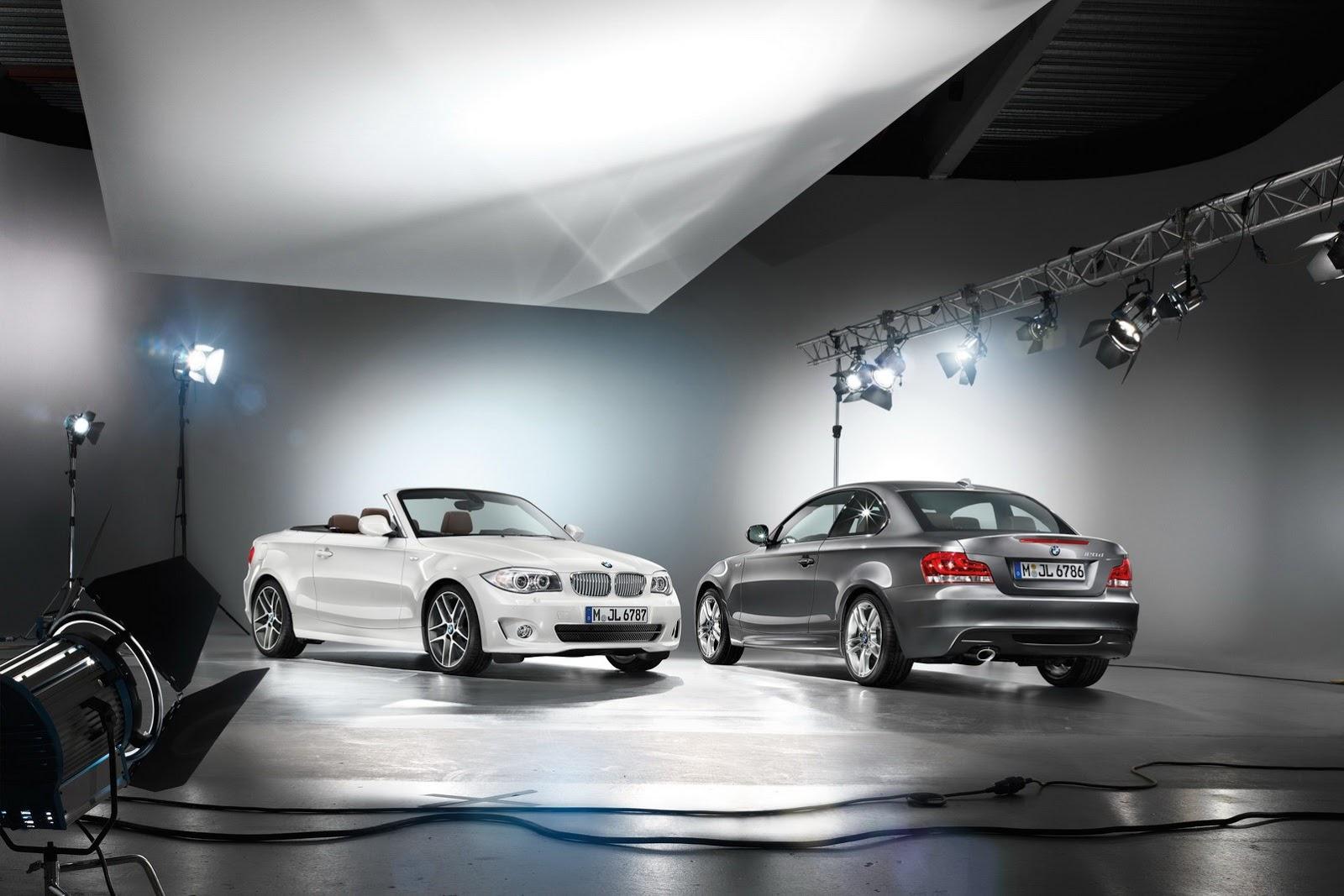 BMW 1 Series sẽ có phiên bản đặc biệt
