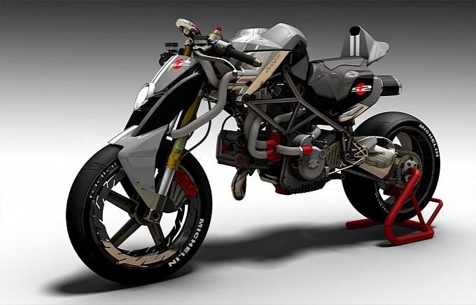 Ducati S2-Braida – motor của tương lai