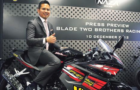 Hãng xe máy Malaysia muốn vào Việt Nam