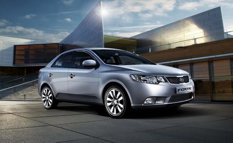Kia Forte 2013 về Việt Nam với giá từ 544 triệu đồng