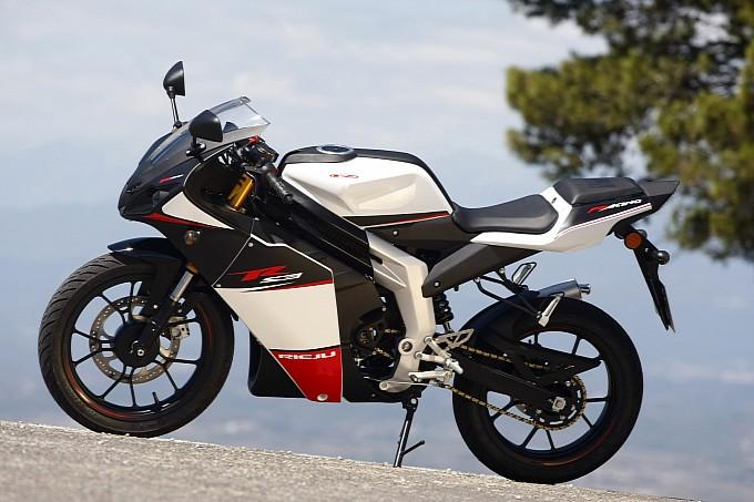 Rieju RS3 50 chỉ dành cho thiếu niên
