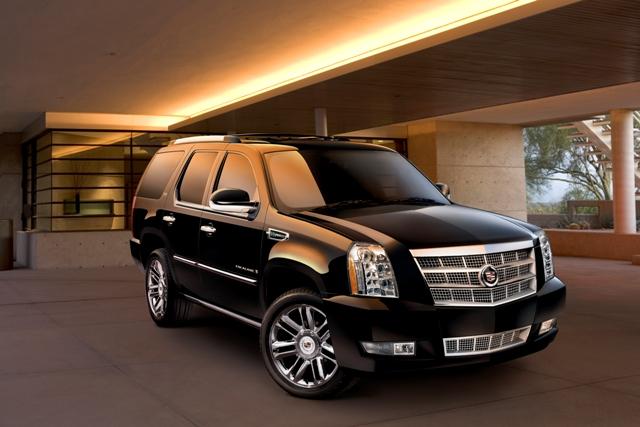 GM sẽ cải tiến toàn bộ dòng SUV