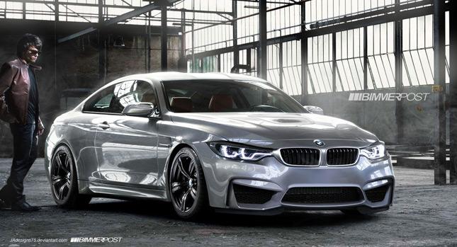 Lộ ảnh BMW M4 Coupe 2014