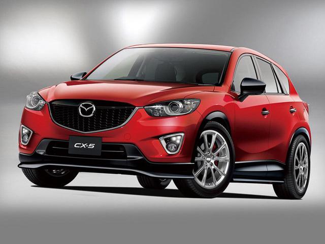 Mazda ra mắt hàng loạt Custom Concept độ