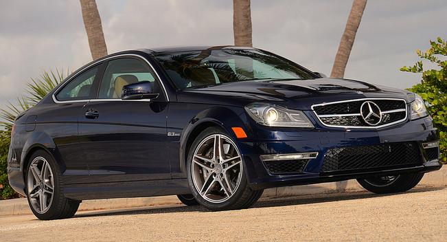 Mercedes-Benz C63 AMG sẽ có động cơ 4.0 lít V8