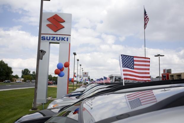 Nỗ lực cuối cùng của Suzuki tại Mỹ