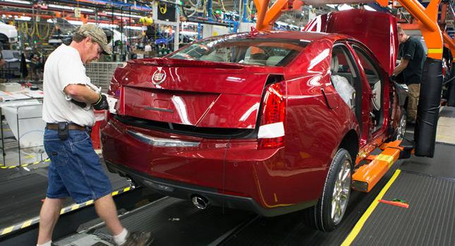 Thị trường Mỹ sẽ đạt mốc 15 triệu xe nào năm 2013