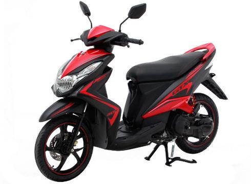 Yamaha chuẩn bị tung ra Mio 125i