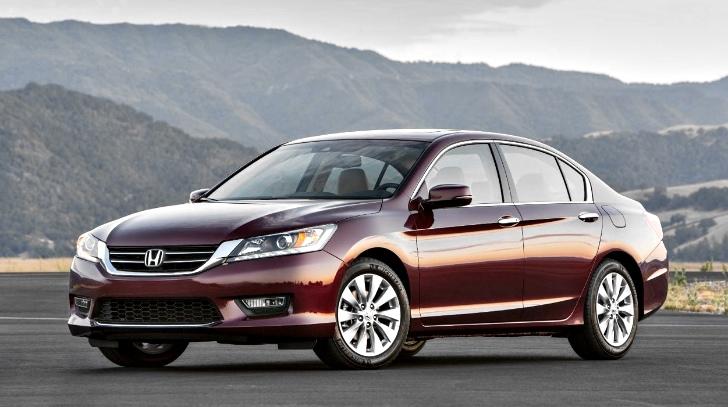 Honda 'ăn nên làm ra' nhờ Civic và Accord