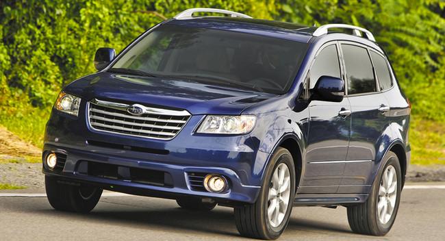 Subaru thu hồi hơn 630.000 xe
