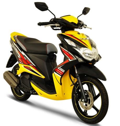 Yamaha Mio 125i ra mắt vào ngày 9/1 tới