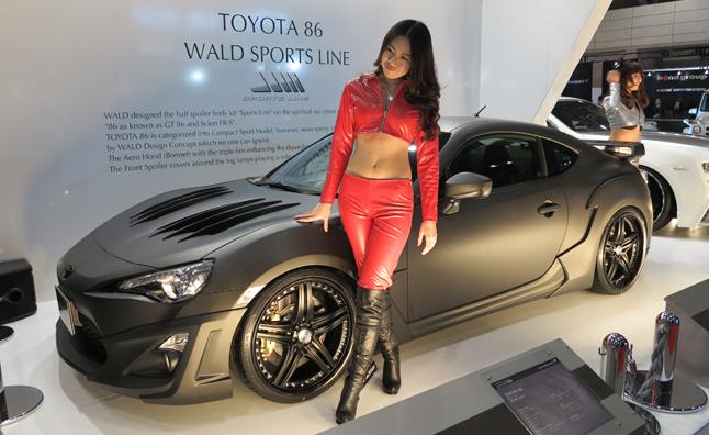 10 xe nổi bật nhất tại triển lãm Tokyo Auto Show