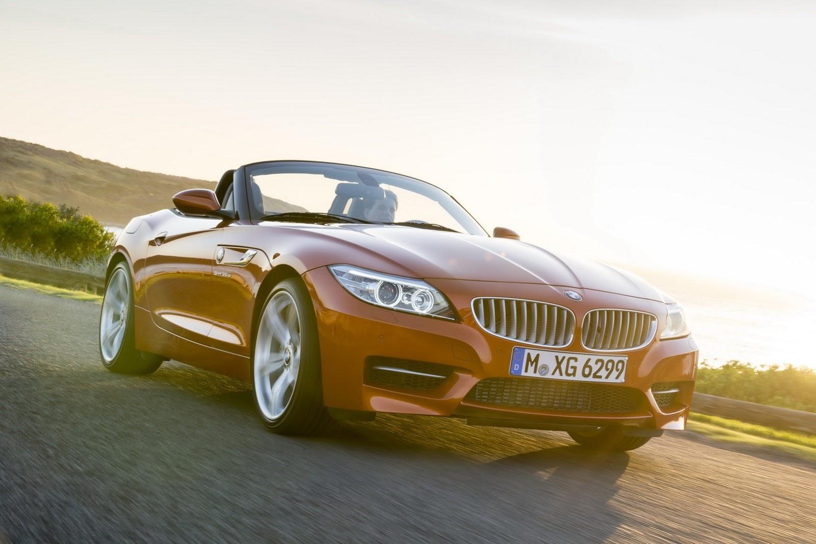 Bộ cánh mới của BMW Z4 2014 tại triển lãm Bắc Mỹ