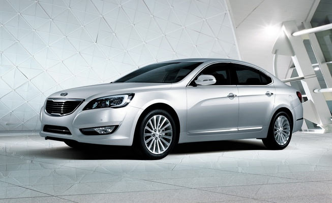 Kia Cadenza sedan sẽ có mặt tại Detroit