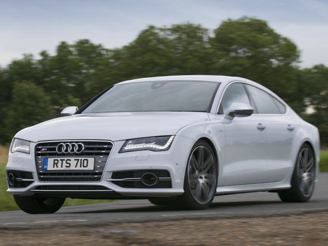 Liệu Audi có trình làng RS7 tại Detroit?