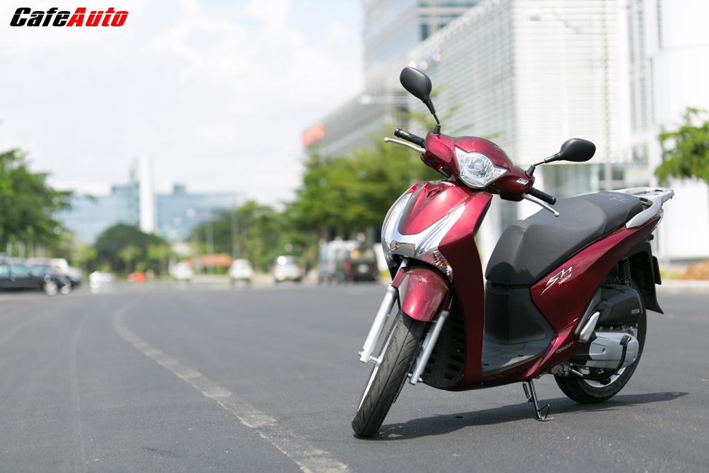 Mua SH nhận ngay thẻ Honda Plus Premium