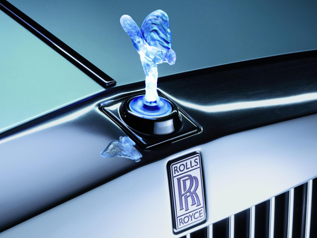 Rolls-Royce đã chịu nâng cấp biểu tượng
