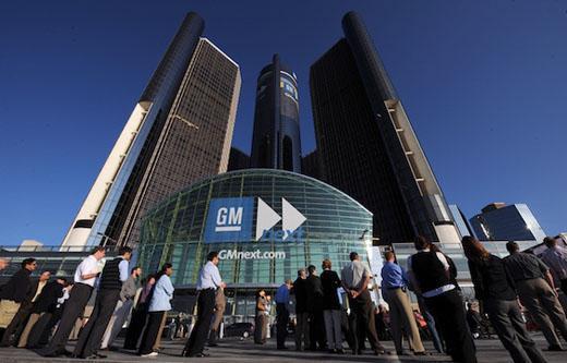 Thị phần của GM sẽ ổn định vào năm 2013