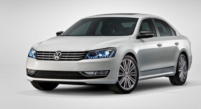 Volkswagen trình làng Passat concept